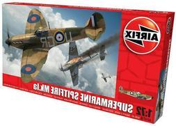 Airfix Supermarine Spitfire Mk.Ia 1:72 Scale Plastic Model P