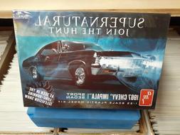 supernatural 1967 chevy impala model kit 1