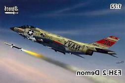 Sword Models 1/72 MCDONNELL F3H-2 DEMON U.S. Navy Jet Fighte