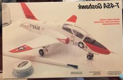 Testors T-45A Goshawk Plane 1:72 Scale Plastic Model Kit 647