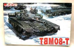 DML T-80MBT Tank Modern AFV Series 1:35 Scale Plastic Model