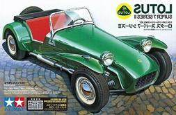 Tamiya 1/24 Lotus Super 7 Series II Plastic Model Kit 24357