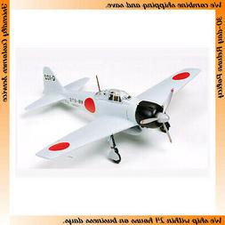 Tamiya 1/48 Mitsubishi A6M3 Type 32 Zero Fighter Kit