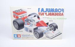 Tamiya motorized Formula 1 F1 assembly motorized model kit V