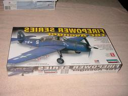 LINDBERG TBF AVENGER AIRCRAFT 1:48 PLASTIC MODEL KIT # 75312