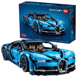 LEGO Technic Bugatti Chiron 42083 Race Car Building Kit and