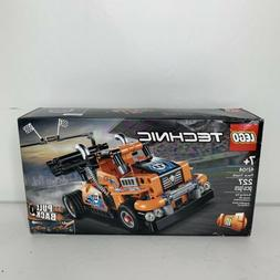 LEGO Technic Race Truck 42104 Pull-Back Model Truck Building