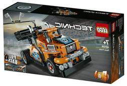 technic race truck 42104 pull back model