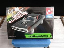 AMT The Fast And Furious 1970 Dodge Charger Model Kit 1/25