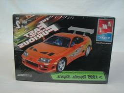 AMT THE FAST AND FURIOUS TOYOTA SUPRA BRIAN'S CAR MODEL KIT