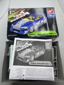 AMT The Fast And The Furious 1995 Mitsubishi Eclipse 1:25 Sc
