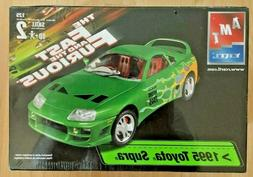 The Fast And The Furious 1995 Toyota Supra  Green Flames Mod