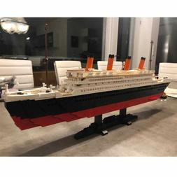 Titanic RMC cruise boat ship city model building kits 3d blo