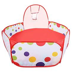 Gbell Toddler Ball Pit Ball Play Tent Pop Up Playhouse Tent