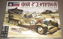 Revell Tom Daniel's Rommel's Rod Plastic Model Car Kit 1/25