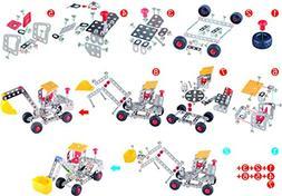 Tool Set toy construction metal kit model 5 in 1 139 pcs Toy