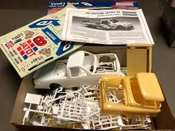 Monogram Total Motor Oil Chevy Race Truck Car Model Kit #247