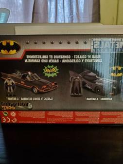 Jada Toys DC Comics Batman 1989 Batmobile DIE-CAST Car Model