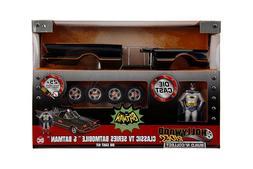 Jada Toys DC Comics Batman Classic TV Series Batmobile Die-c