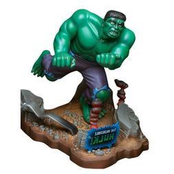 DIAMOND SELECT TOYS Marvel Hulk Retro-Style Aurora Model Kit
