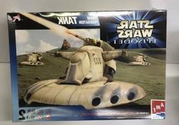 Trade Federation Tank Model Kit Star Wars Episode 1 AMT ERTL