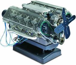 Trends Uk Haynes Build Your Own V8 Engine