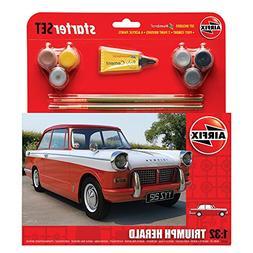 Airfix Triumph Herald Starter Gift Set