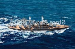 Trumpeter 05771 1/700 USS <font><b>WEST</b></font> VIRGINIA
