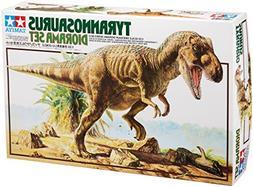 Tamiya Models Tyrannosaurus Diorama Set 1/35