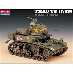 Academy U.S M3A1 Stuart Light Tank