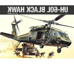 Academy UH-60L 12111 1/35 Scale BLACK HAWK Model Kit Army He