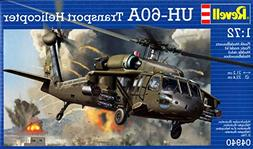 Revell Germany UH-60A Transport Helicopter Model Kit