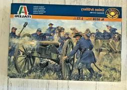 Italeri Union Artillery American Civil War 1:72 Scale Model