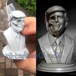 Unpainted 1/12 55MM President Bust Resin Figure Model Kit Un