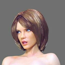 Unpainted 1/6 Resin Figure Model Kit Garage Japan Women Girl