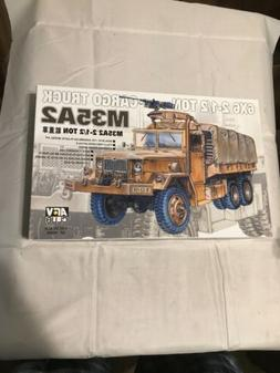 AFV Club US M35A2 6x6 2-1/2 Ton Cargo Truck 1/35 Scale Model
