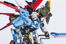 US Seller PG 1/60 Strike Gundam  + Skygrasper Gunpla Watersl