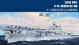 Trumpeter 1/350 Airctaft Carrier USS Enterprise CV-6 Plastic