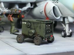 USAF High Pressure Compressor for aircraft 1:72 Pro Built Mo