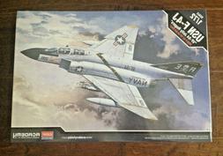 Academy USN F-4J VF-84 Jolly Rogers Plastic Model Kit # 1252