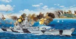 """USS Iowa 1/200 Scale 53"""" Long WWII Plus Free totalnavy.com A"""