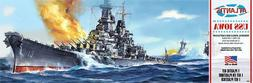 USS Iowa Battleship Model Kit