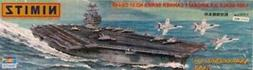 Trumpeter USS Nimitz CVN-68 Aircraft Carrier - Plastic Model