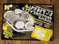 Haynes V-TWIN motorcycle engine motor model kit. Harley Davi