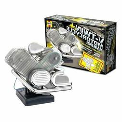 Haynes V-Twin Motorcycle Engine Scale Model Kit Build Your O