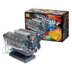 Haynes V8 Combustion Engine Scale Model Kit Build Your Own L