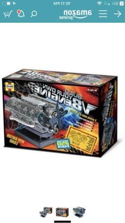 HAYNES V8 Engine Model HM12USA MOTORIZED MODEL