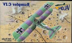 Valom Models 1/144 German RUMPLER C.IV Scout Dual Combo Kit