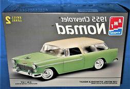 "Vintage - 1997 AMT - 1955 Chevy ""NOMAD"" Model Kit 1/25 - SEA"