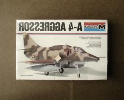 Vintage Monogram A-4 Aggressor 1/48 Scale Model Kit 4511 Top